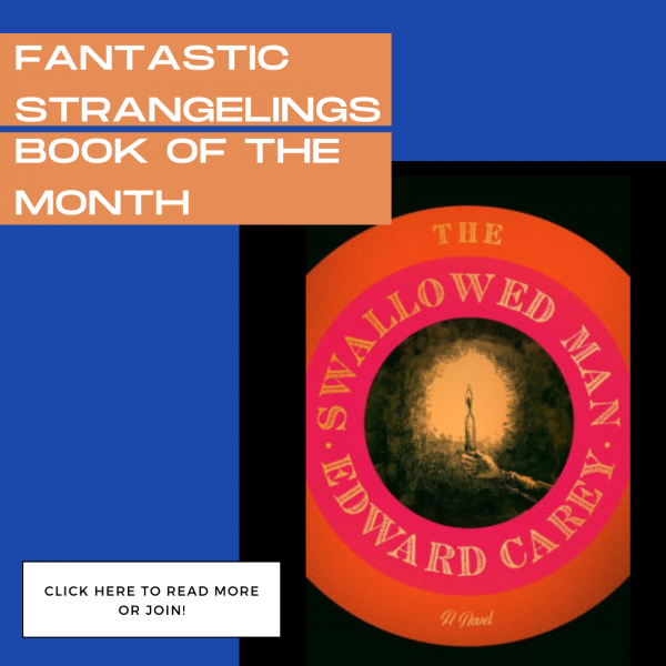 fantastic strangelings january 2021 book pick
