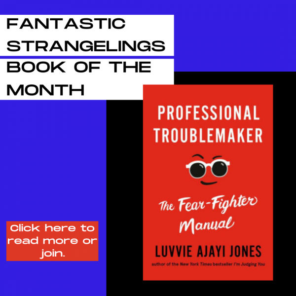 fantastic strangelings march 2021 book pick